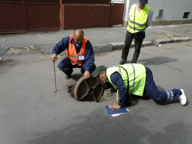 Leak detection competition, 2012 Constanta